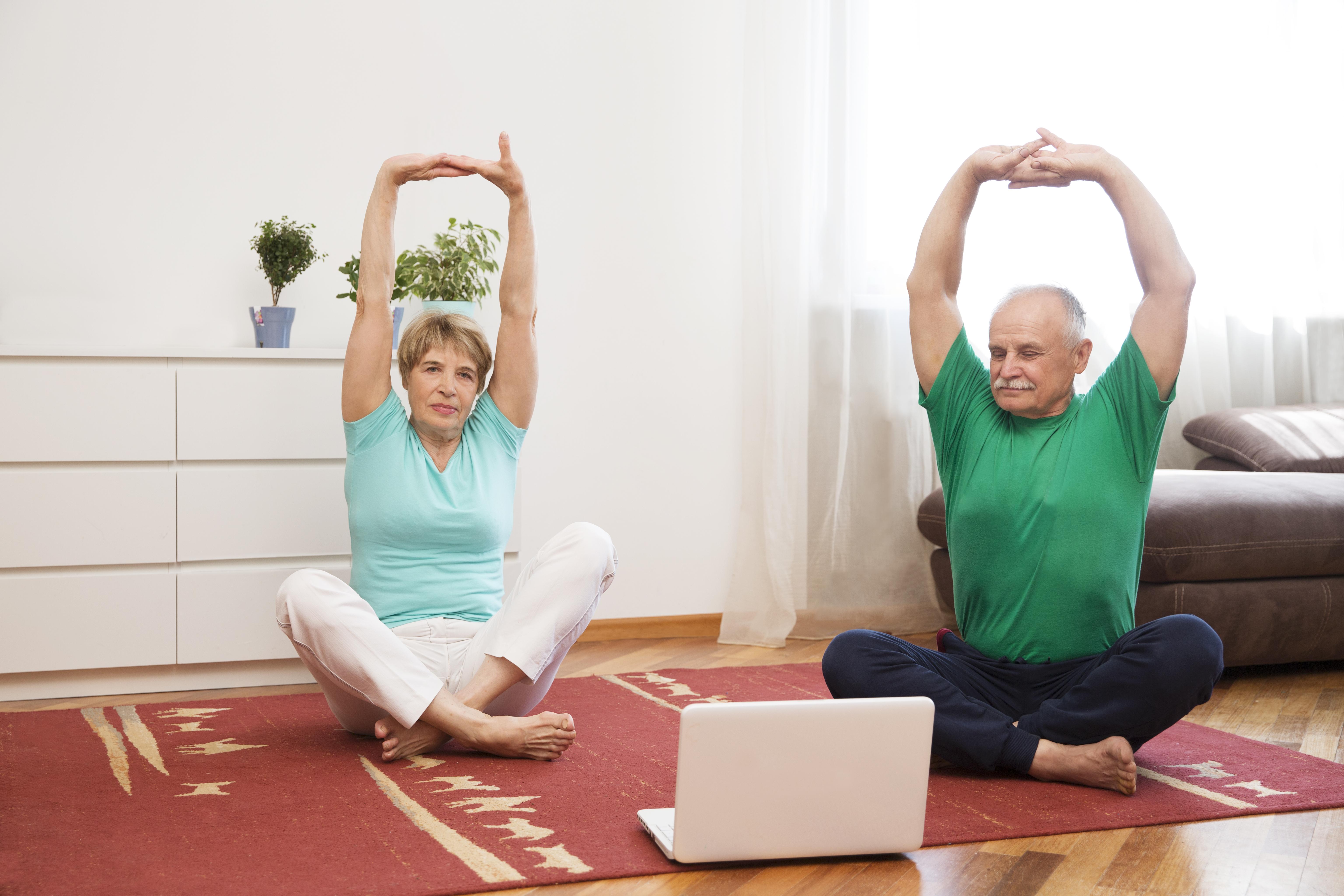 UFPR realizará um programa gratuito de exercícios físicos domiciliares para idosos