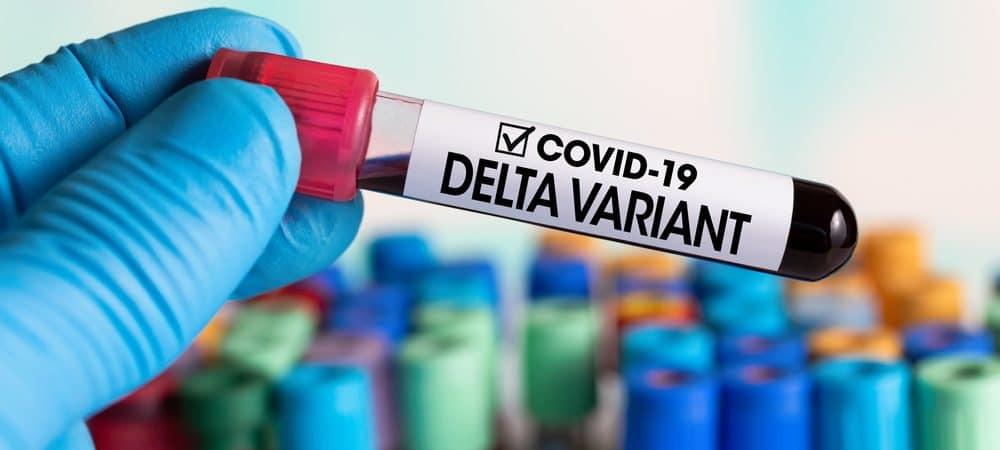 Mais casos da variante delta é confirmado no Paraná