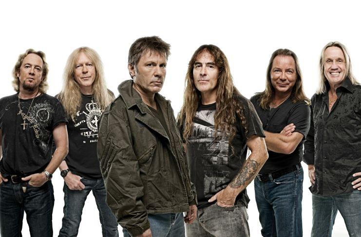 """Iron Maiden anuncia seu 17º disco de estúdio """"Senjutsu"""""""