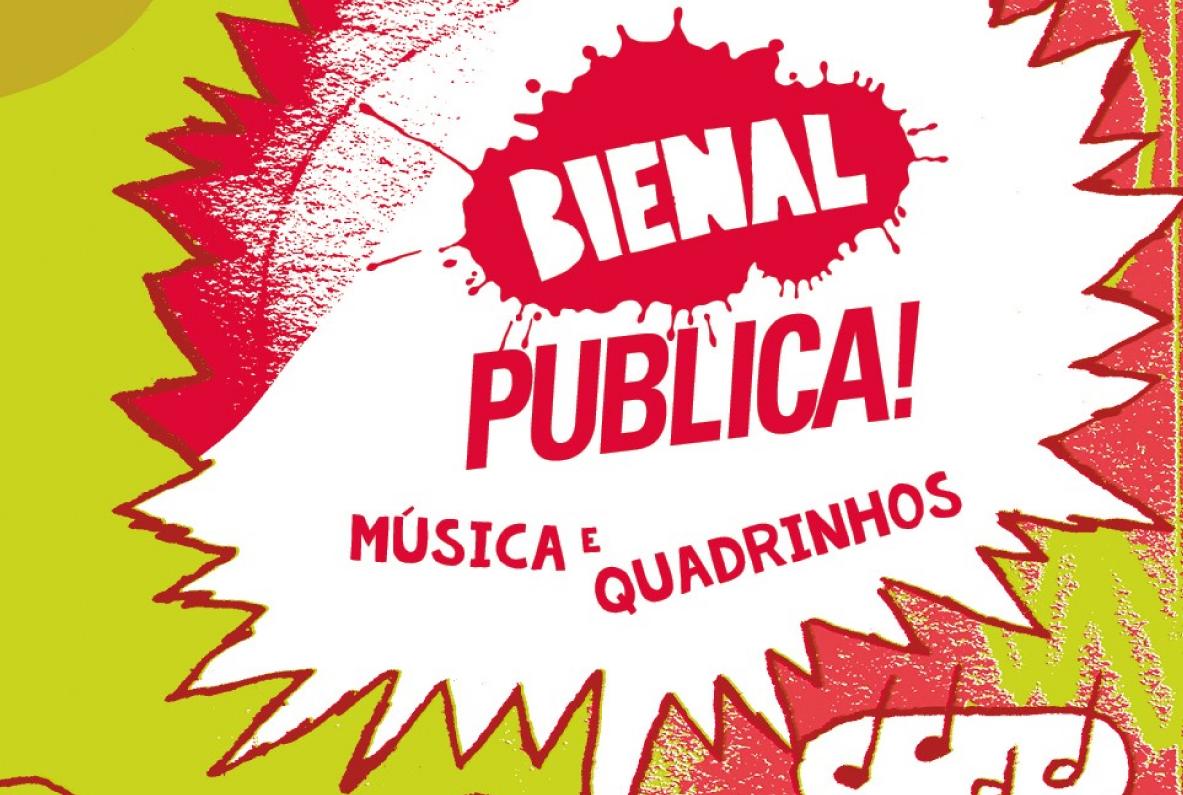 Bienal de Quadrinhos de Curitiba lança o evento A Bienal Publica! em sua nova edição, com exposição virtual
