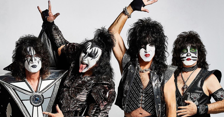 Kiss anuncia novas datas para shows de tour no Brasil
