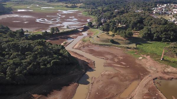Sanepar retoma rodízio de água a partir de quarta-feira (11/08)