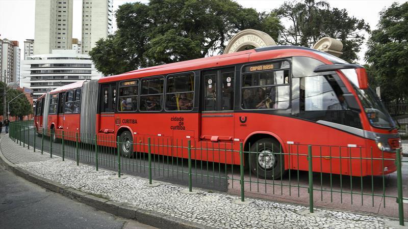 Cartões do transporte público de Curitiba passam a aceitar recarga por PIX