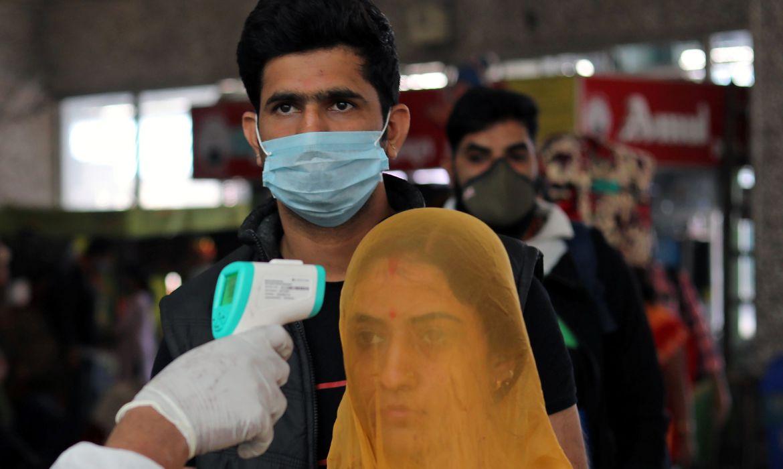 Índia é o terceiro país a superar 300 mil mortes por COVID-19 [+]