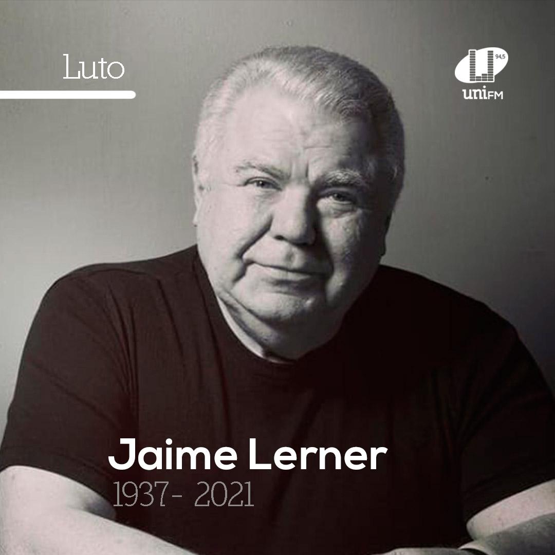 Jaime Lerner, ex-governador do Paraná morre aos 83 anos