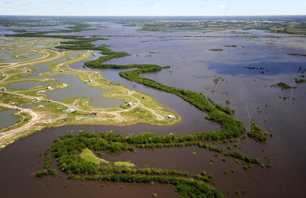 Sistema Nacional de Meteorologia emite alerta de emergência hídrica para a Bacia do Paraná
