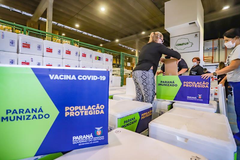 Ministério da Saúde inicia nesta sexta-feira (02/07) distribuição dos 3 milhões de doses de vacinas da fabricante Janssen doadas pelos Estados Unidos